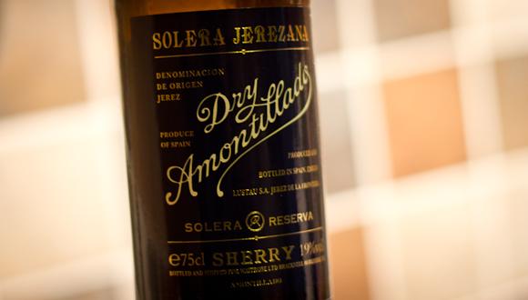Waitrose Solera Jerezana Dry Amontillado