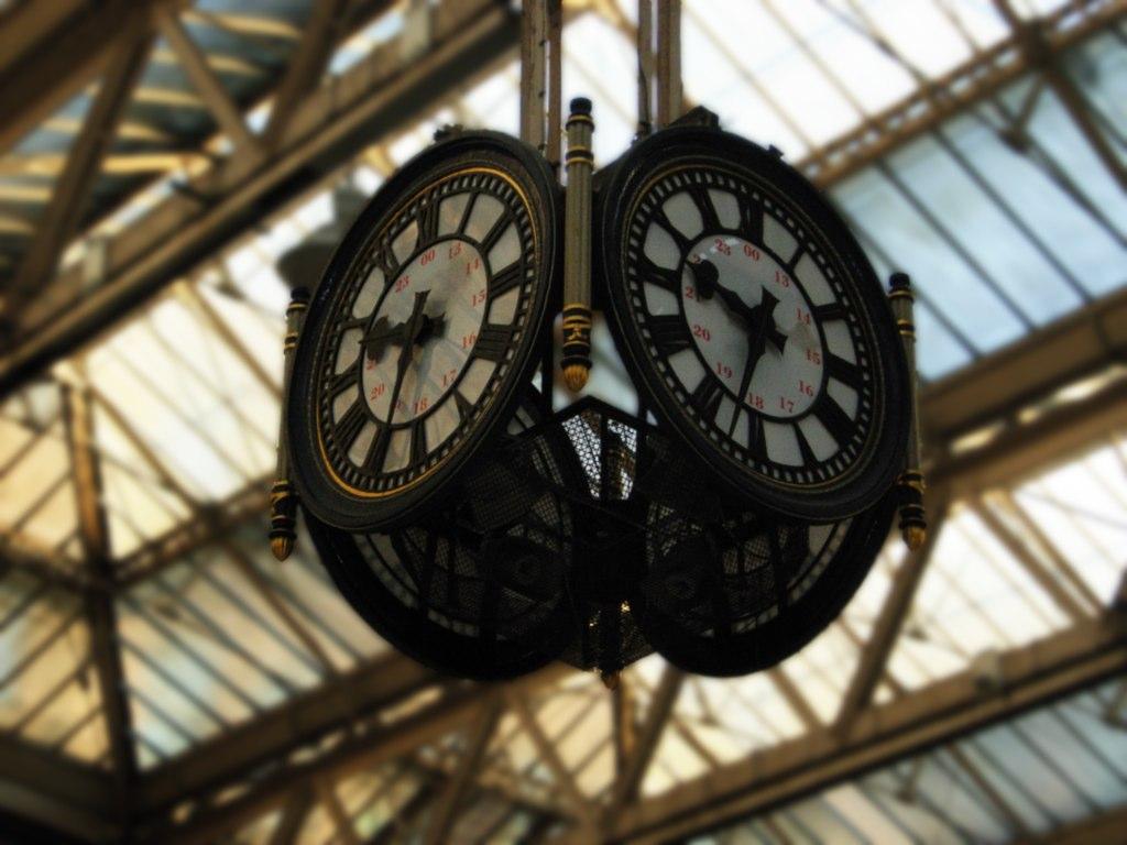 Waterloo Clock