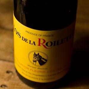 Clos de la Roilette Domaine Coudert Beaujolais label