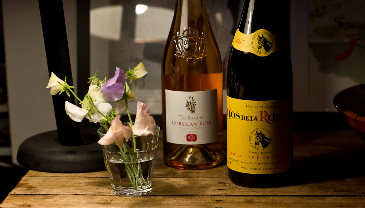 Fantastic Summer Wines from The Wine Society