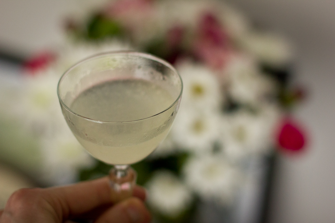 Easter Lockdown Cocktail: The Corpse Reviver No. 2