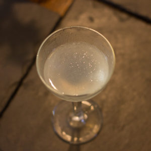 Corpse Reviver No. 2 in Nick & Nora glass