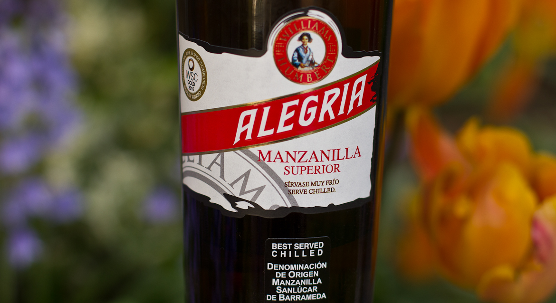 Alegria Manzanilla Sherry