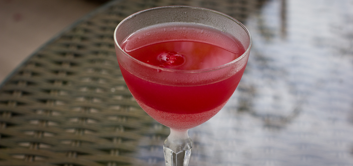 Summer's Cocktail: The Clover Club