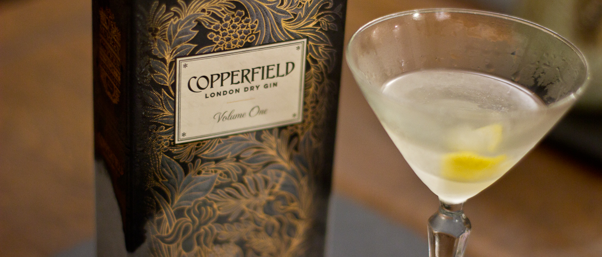 Copperfield Gin Review