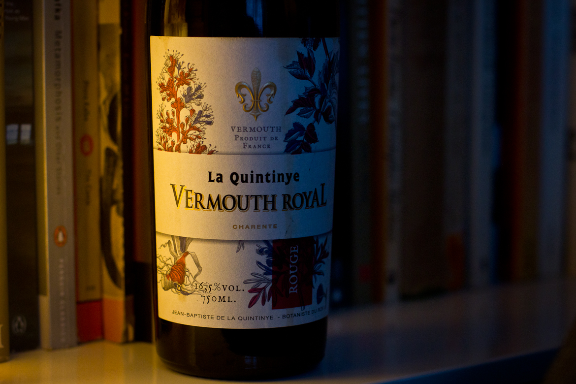 La Quintinye Vermouth Royal Rouge Review