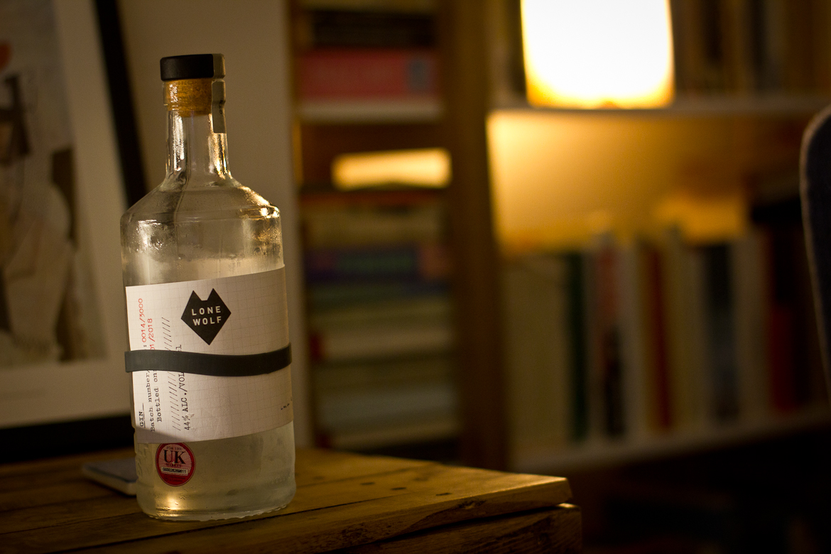 Lone Wolf Gin Review