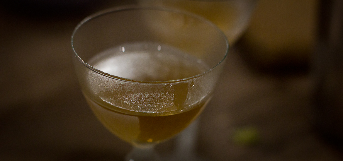 Cocktail of the Month: The Martinez
