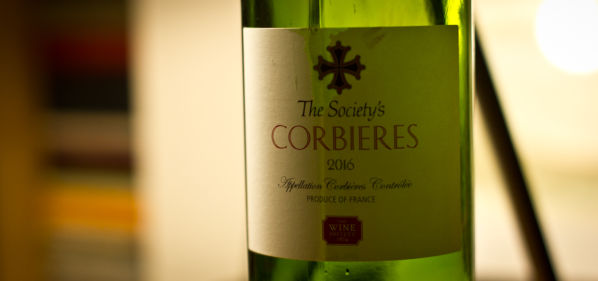 Parn Essentials: The Society's Corbières