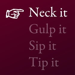 Verdict: Neck it!