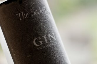 The Wine Society's High Strength Gin
